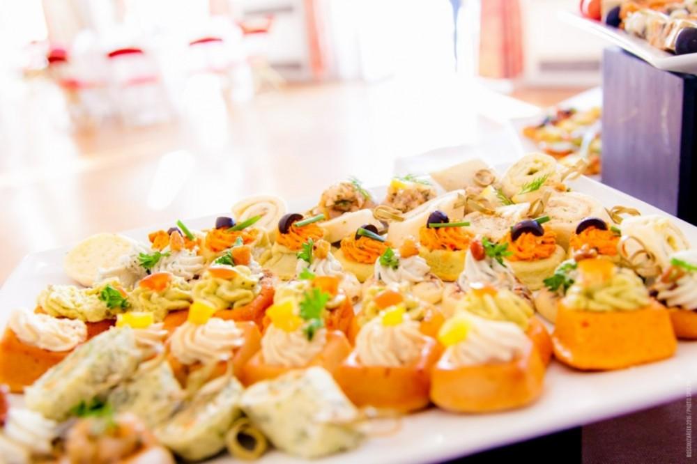 La Table de Cana - Pièces de buffet